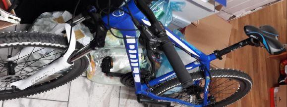 KOMUNIKAT – poszukiwany  właściciel roweru  ONILL