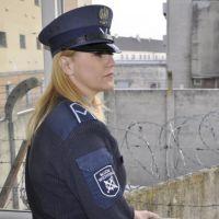 Funkcjonariuszka ZK Siedlce zatrzymała sprawcę kradzieży