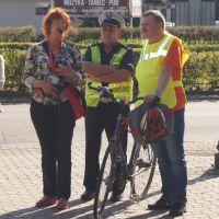 """Rajd rowerowy w ramach """"Europejskiego Tygodnia Zrównoważonego Transportu"""""""