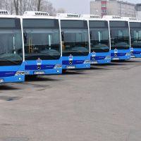 Autobusy we środę jadą inaczej