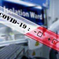 W  szpitalach w związku z koronawirusem przebywa 289 osób