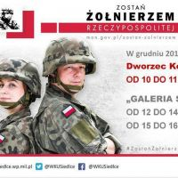 Jak zostać żołnierzem? MON rekrutuje w Siedlcach