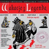Wakacje z legendą w Siedleckiej Książnicy