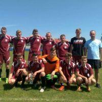 Liga Regionalna LZS w piłce nożnej Wiosna 2018