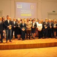 Nagrody dla Mecenasów Siedleckiego Sportu wręczone