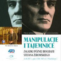 Promocja książki o Żeromskim w Siedleckiej Książnicy