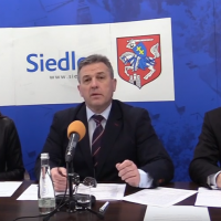 Koronawirus w Siedlcach. Prezydent Andrzej Sitnik o sytuacji w mieście (film)