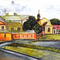Poplenerowa wystawa rysunku i malarstwa Pracowni Rysunku i Malarstwa – Zamość 2016