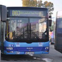 Zmiany rozkładu jazdy autobusów MPK