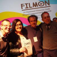 """Film """"Karol"""" stanął na podium Festiwalu FilmON"""