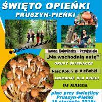 W niedzielę Święto Opieńki w Pruszyn-Pieńkach