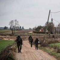 Na ulicach gminy Paprotnia pojawią się żołnierze.