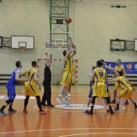 Koszykarze z Siedlec zatopili Kotwicę