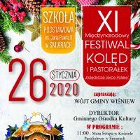 XI Międzynarodowy Festiwal Kolęd i Pastorałek