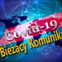 Koronawirus. Powiatowy Inspektor Sanitarny w Siedlcach wydał nowy komunikat (24.03)