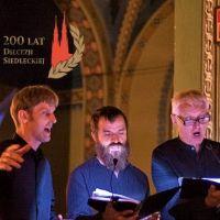 """Koncert Zespołu Muzyki Dawnej """"Jerycho"""""""