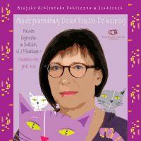 Małgorzata Strękowska – Zaremba  w Miejskiej Bibliotece Publicznej w Siedlcach