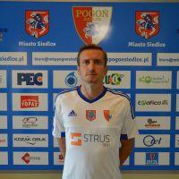 Nowy piłkarz w Pogoni