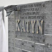 Siedlce oddały hołd zamordowanym w Katyniu