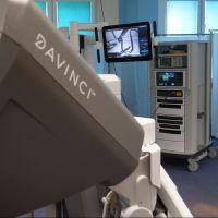 Pierwsza operacja z udziałem robota da Vinci w siedleckim Szpitalu Wojewódzkim