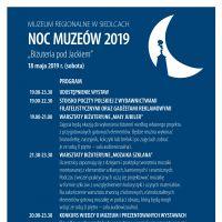 """""""Biżuteria pod Jackiem"""" czyli Noc Muzeów 2019"""