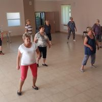 Lokalny Klubu Seniora w Radomyśli