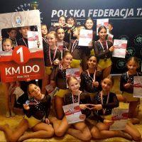 11 tytułów Mistrzów Polski, 6 tytułów Wicemistrzów Polski i 8 brązowych medali. Tyle zgarnęło Caro Dance!