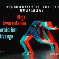 Wyniki II Międzynarodowego Festiwalu Tańca – Teatr Jednego Tancerza