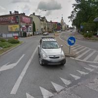 Ulica Brzeska częściowo zamknięta. Od ul. Floriańskiej do 3 - go Maja