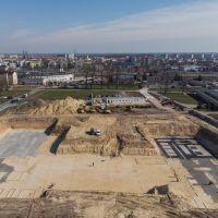 Pierwsza rozbudowa koszar po 100 latach ruszyła