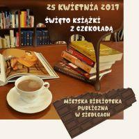 Święto Książki z czekoladą