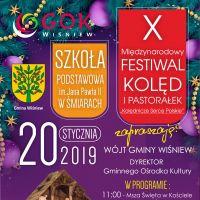 X Międzynarodowy Festiwal Kolęd i Pastorałek