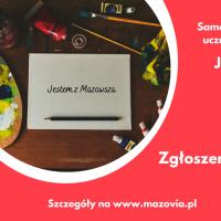 Jestem z Mazowsza – jeszcze tylko dwa tygodnie na zgłoszenia