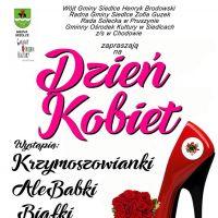 Występy i niespodzianki – Dzień Kobiet w gminie Siedlce