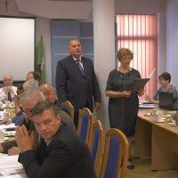 XLVI Sesja Rady Gminy Siedlce (film)