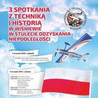 III Spotkania z Techniką i Historia w Wiśniewie