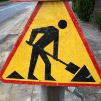 Zamknięcie ruchu na drodze gminnej Myrcha - Wólka Wołyniecka