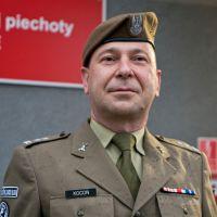 Nowy dowódca 53 batalionu lekkiej piechoty w Siedlcach