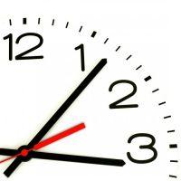 Nie zapomnijcie przestawić zegarków