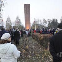 Obchody 100-lecia odzyskania przez Polskę niepodległości  w Siedlcach