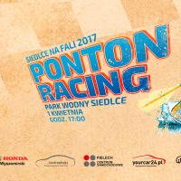 Siedlce znowu na fali czyli Ponton Racing 2017