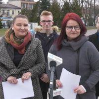 Wiosna Biedronia rozpoczyna działalność w Siedlcach (film)