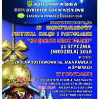 IX Międzynarodowy Festiwal Kolęd i Pastorałek