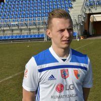 Tomasz Zając piłkarzem Pogoni